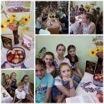 Веселый праздник «Яблочный спас пригласил в гости нас!»