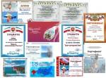 Участие в акциях, посвященных воссоединению Крыма с Россией